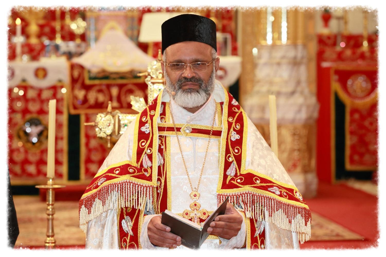 V. Rev. Yesudasan Pappan Cor Episcop