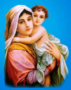 St. Mary, The Mother of God