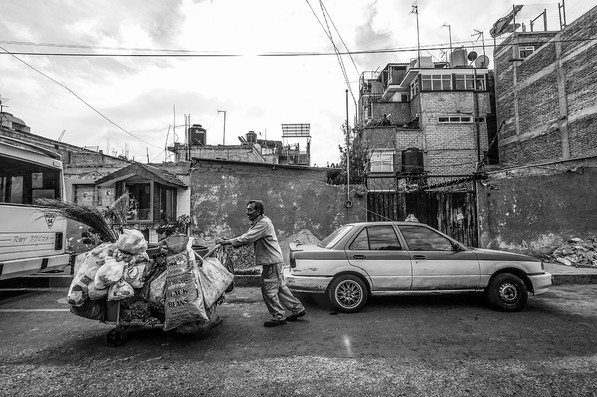 Waste Pickers Mexico City