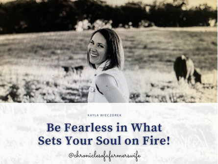 Are YOU On Fire Yet?! -