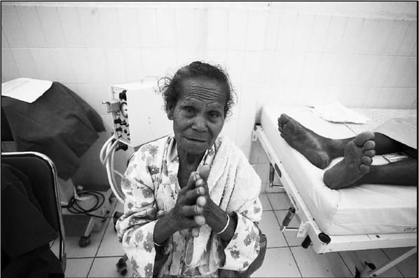 East Timor  Eyecare