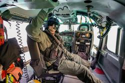 Dean Saffron Hawaii Coastgurad Rescue S