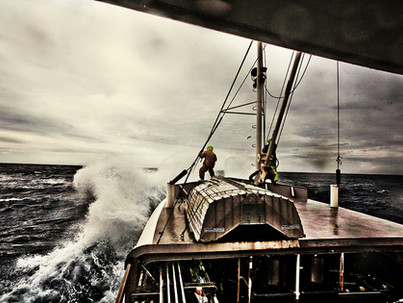 Australian Geographic Longline Fishing