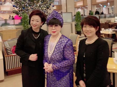 2019年 理事会&クリスマスパーティー