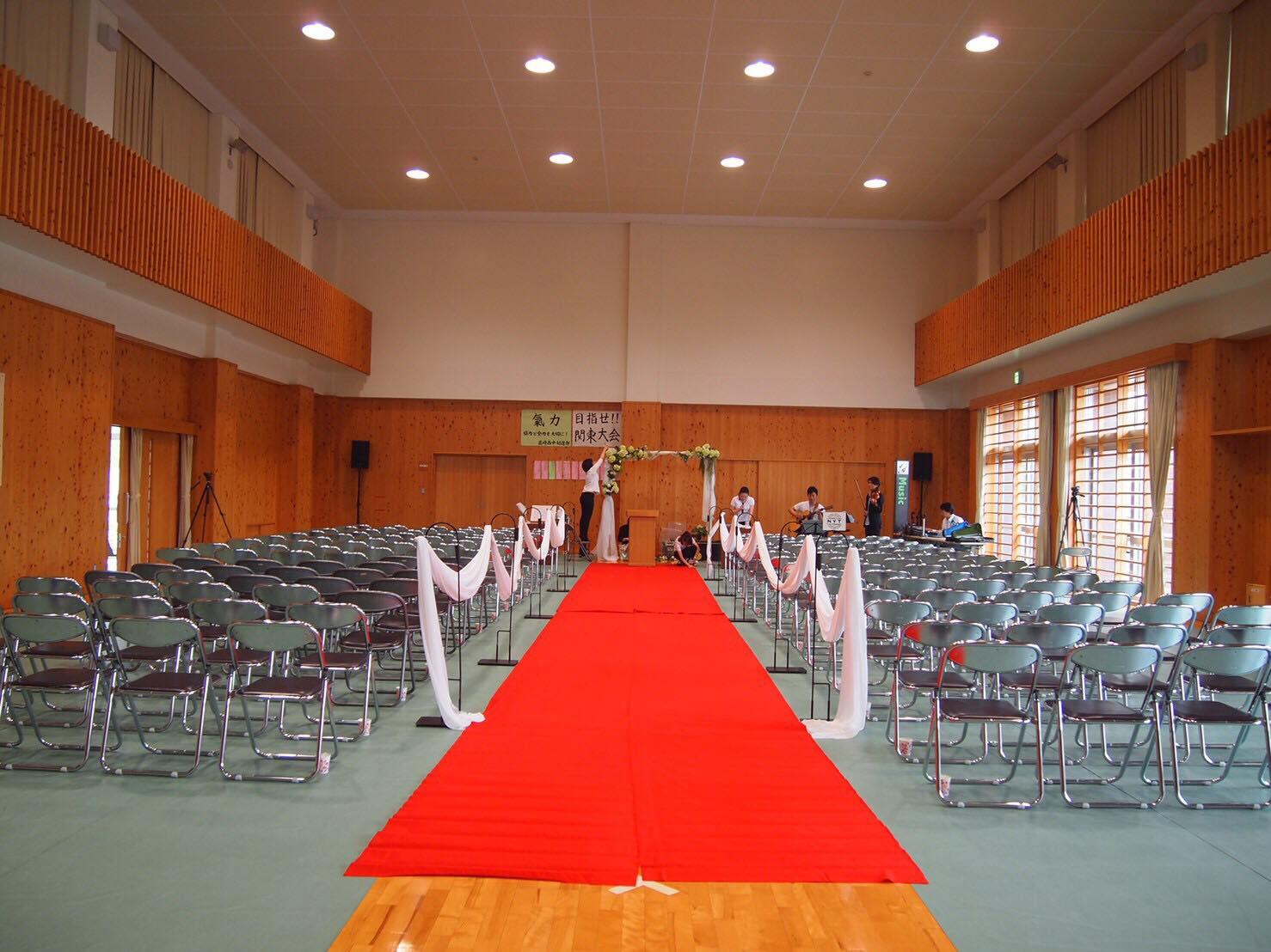 韮崎西中学校 学校ウエディング 当日-19