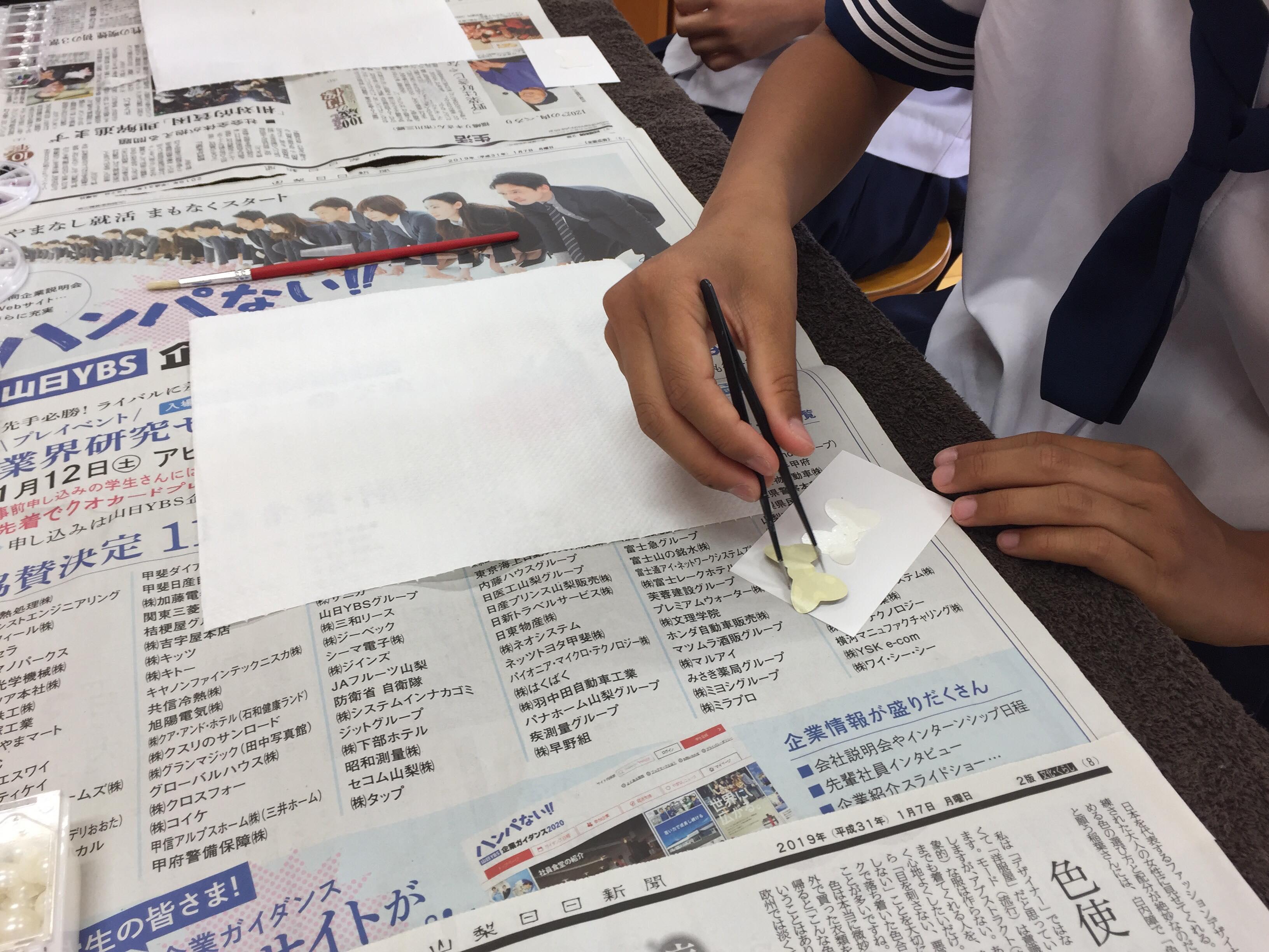 韮崎西中学校 学校ウエディング 当日-14