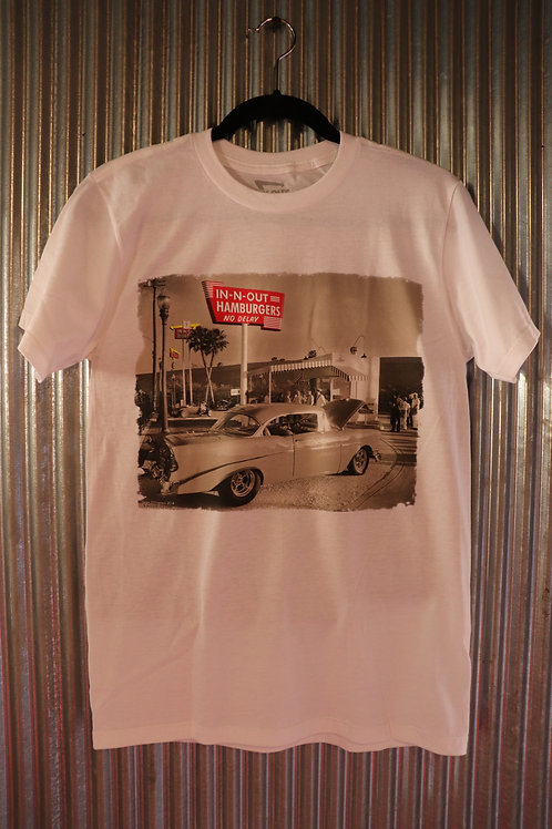 """In-N-Out BURGER T""""REPLICA STORE #1 T-SHIRT"""""""