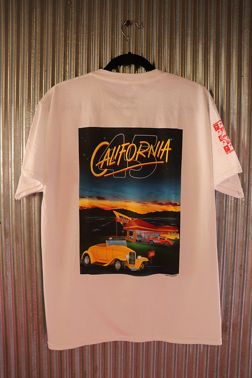 "In-N-Out BURGER T""1994 45TH ANNIVERSARY"""
