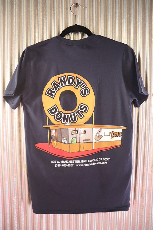 RANDY'S DOUNUTS officialTshirt NAVY