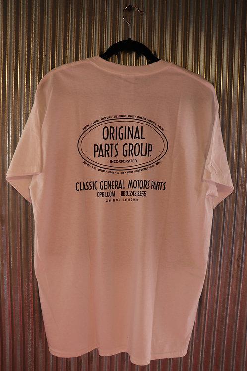 """OPG""ORIGINAL PARTS GROUP officialTshirt"
