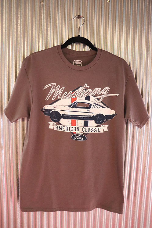 mustang officialTshirt
