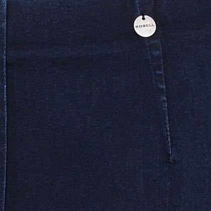 Robell - Model Bella - Jeans - Donker Blauw