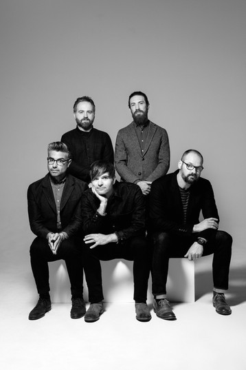 DEATH CAB FOR CUTIE say 'Thank You for Today' with new album!