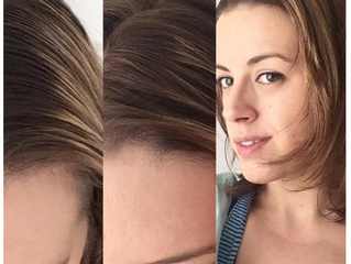 BEAUTY | DIY Root Touch-Up