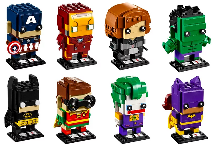 Lego Leaks New Line! | BrickHeadz | GIGAMOV Pop Culture | Home