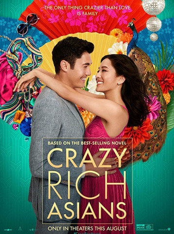 'Crazy Rich Asians' ticks all the right boxes