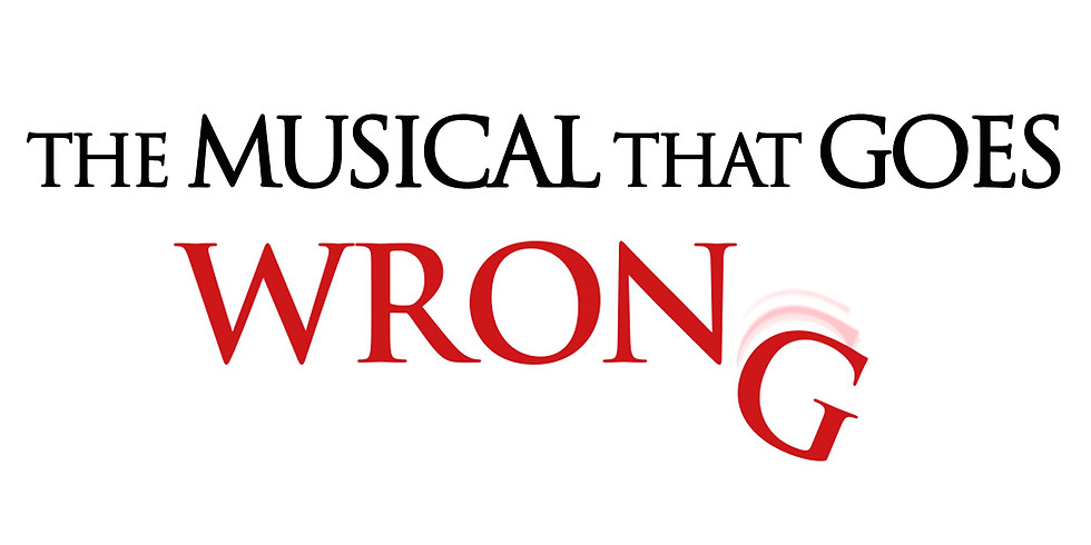 The Musical That Goes Wrong