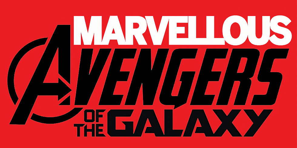 Marvellous Avengers of the Galaxy