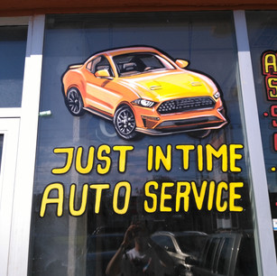 Just in Time Auto
