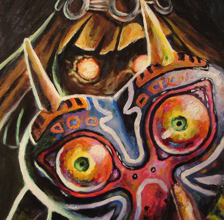 Mask of Majora