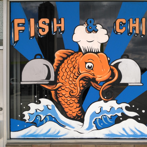 Golden Fish & Chips