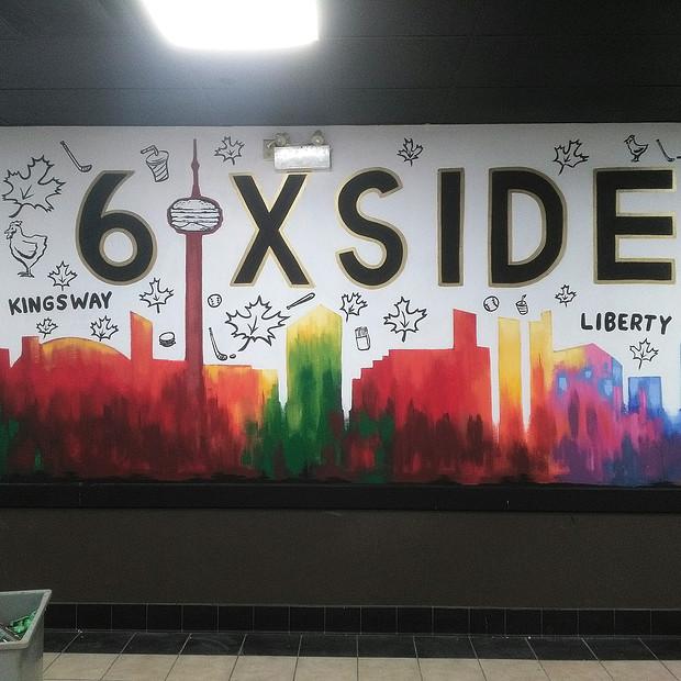 6ixSide Burger