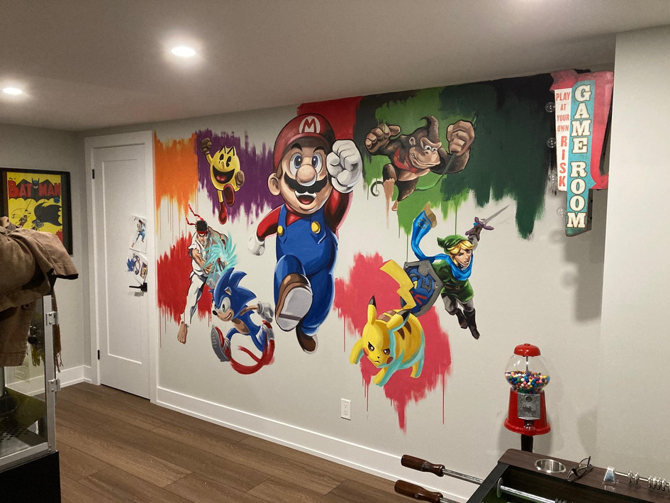 Rod's Game Room