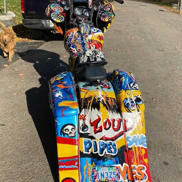 Donnie's Ride