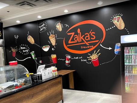 Zaika's Shawarma
