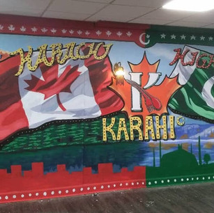 The Highway Karahi Party Room