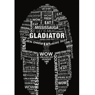 Gladiator Burger