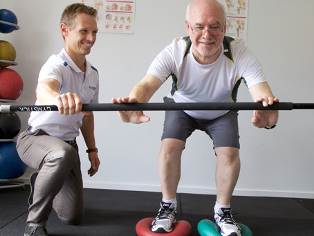 Should I see an exercise physiologist?