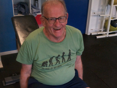 Client of the Month – John Tonzing