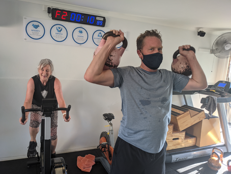 Client of the Month – Peter & Jan Lewis