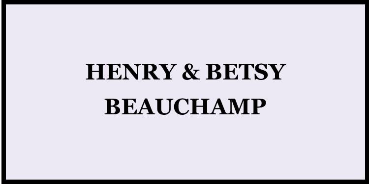 HENRY & BETSY