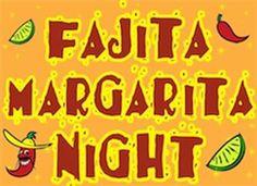 Fajita night