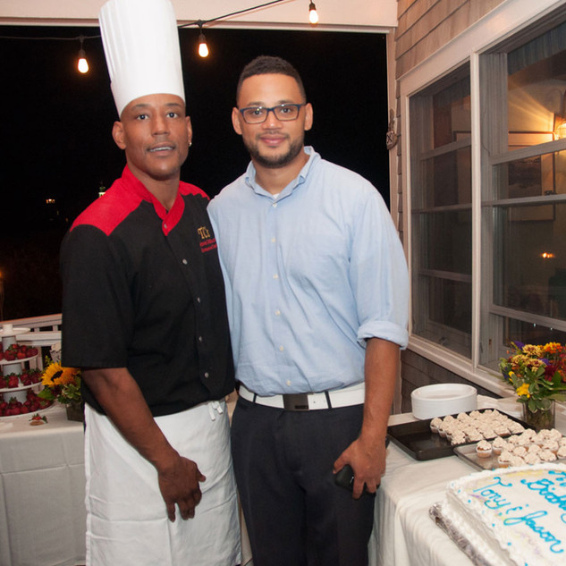 Head Chef of the Beachead ~ Adonis DeSouza