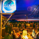 Fourth of July Fireworks at the Beachead Restaurant