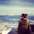 On Top of Innsbruck, Austria