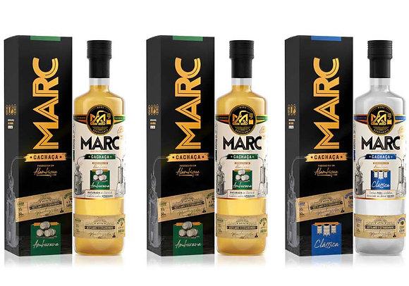 Kit Degustador MARC V • (2x MARC Amburana + 1x MARC Clássica)