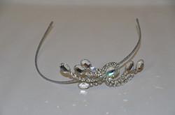 Diamante Side Headband
