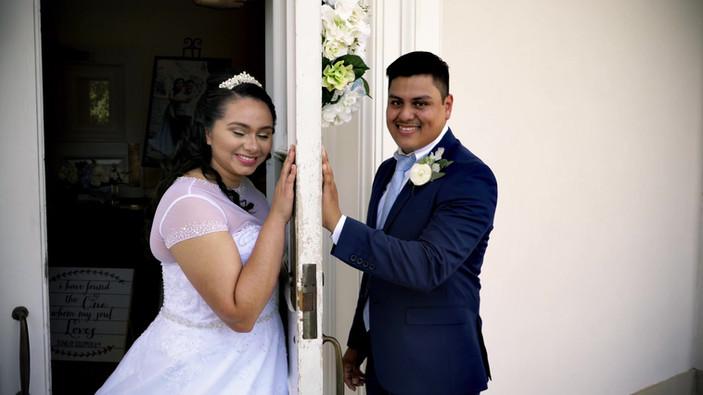 Lovely Spanish Wedding Atlanta GA