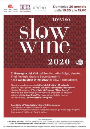 Treviso Slow Wine 2020