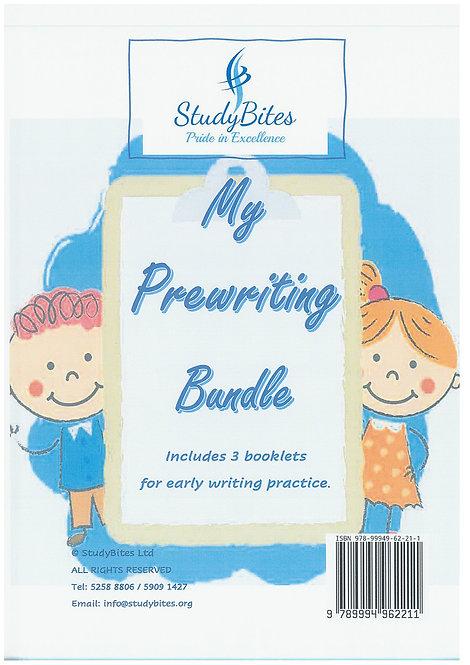 My Prewriting Bundle