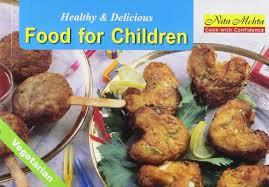 Food for Children -Vegetarian