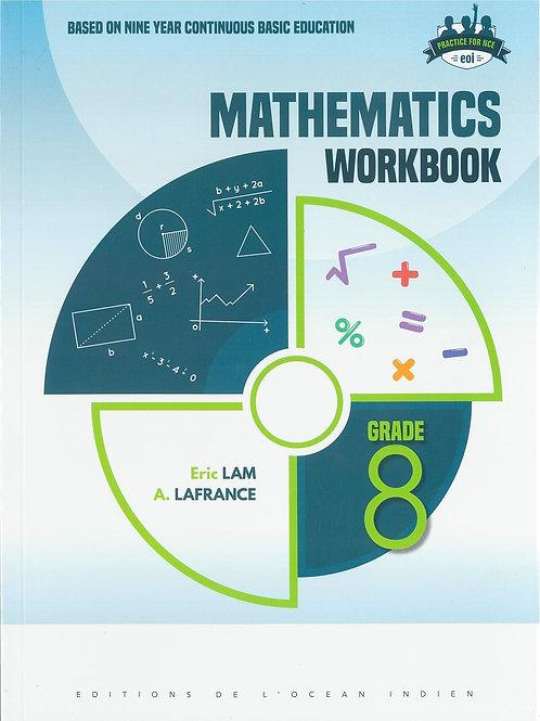 Mathematics Workbook Grade 8 - Eric Lam