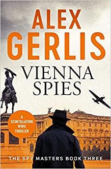 Alex Gerlis - Vienna Spies