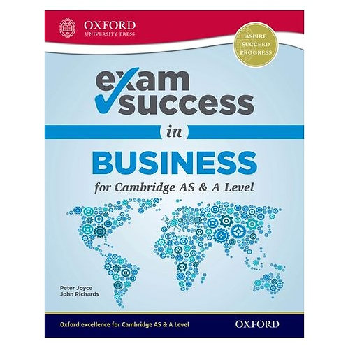 Exam Success in Business for AS & A Level - C.Dolan /S.Wytwyckyj