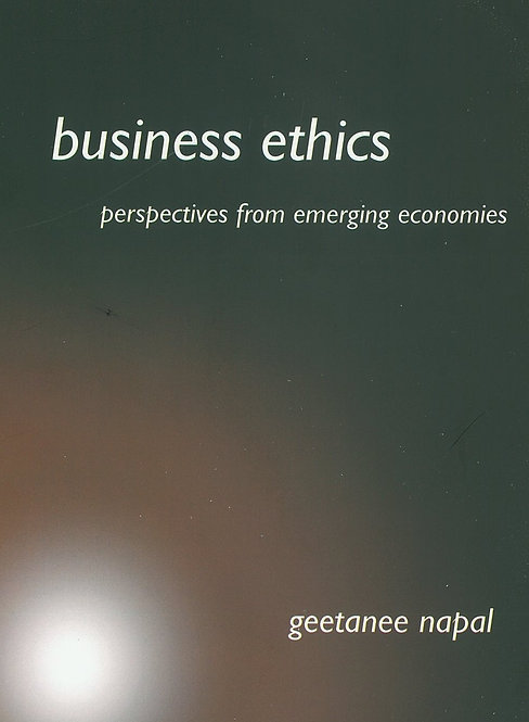 Business Ethics - Geetanee Napal