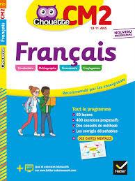 Chouette CM2 Francais